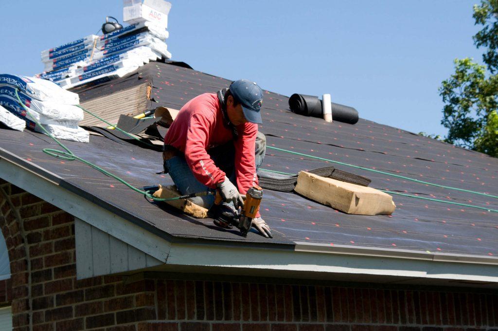 nieuw dak aanleggen